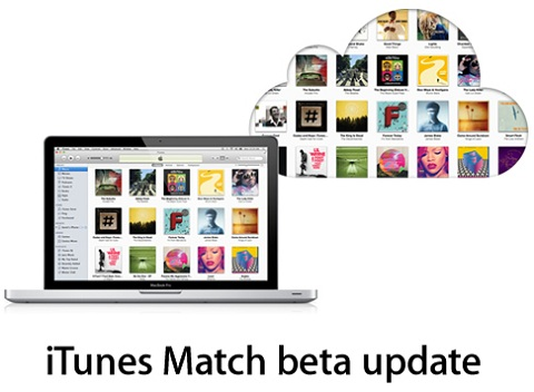 iTunes Match Beta Update 2