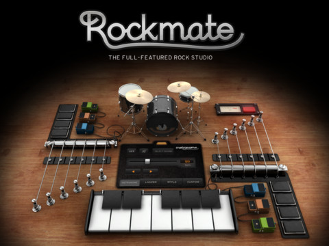 Rockmate for iPad