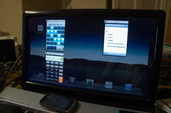 iOS apps running on AppleTV