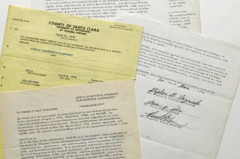 original-apple-contract-signed-by-steve-jobs-fetches-1-6-million-at-sothebys