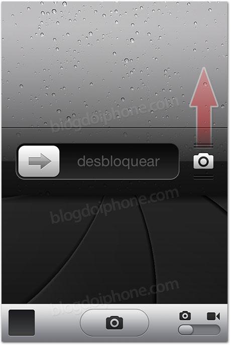 iOS 5.1 Camera Slider