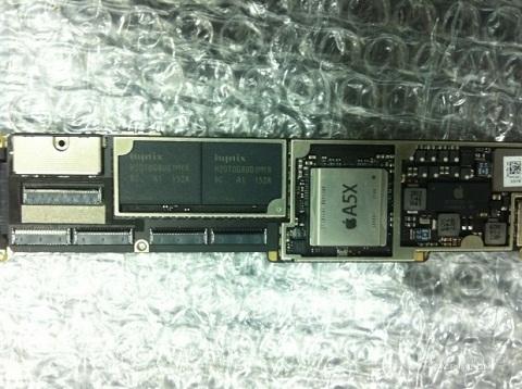 iPad 3 A5X Chip