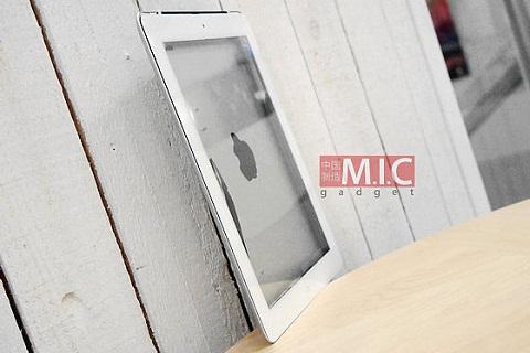 iPad 3 Front Panel
