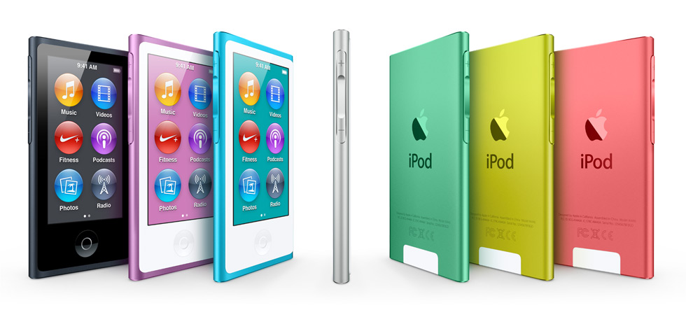 September 12th Keynote iTunes 11 iPod nano and iPod touch