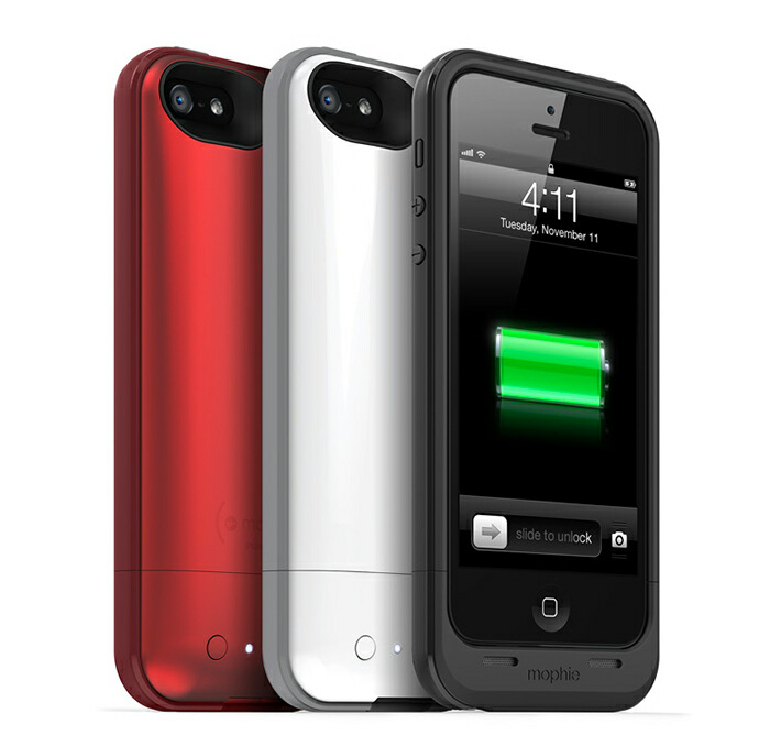 Mophie Releases The Juice Pack Plus For iPhone 5
