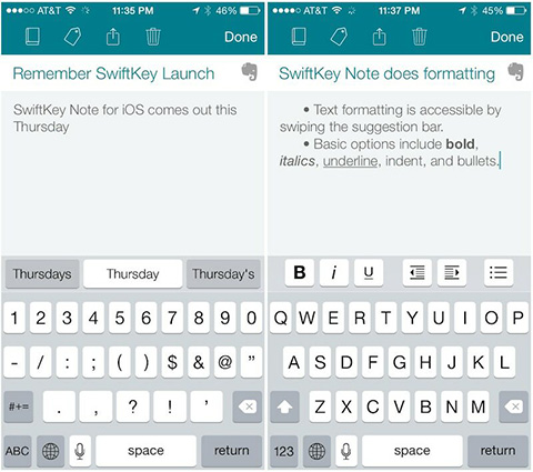 swiftkey_note_iOS