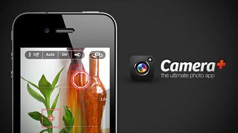 Camera+-iOS