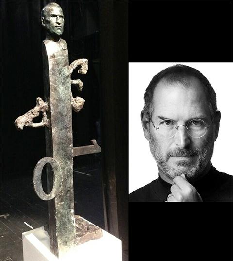 Steve-Jobs-Bust-Statue
