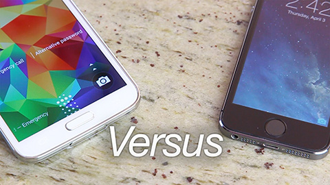 Samsung-Galaxy-S5-vs-iPhone-5S-Touch-ID