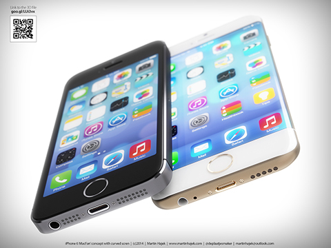 iPhone 6 concept 2