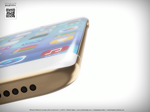 iPhone 6 concept 3