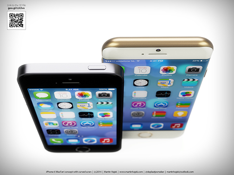 iPhone 6 concept 5