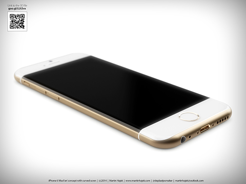 iPhone 6 concept 6