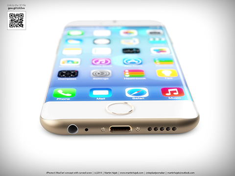 iPhone 6 concept 7