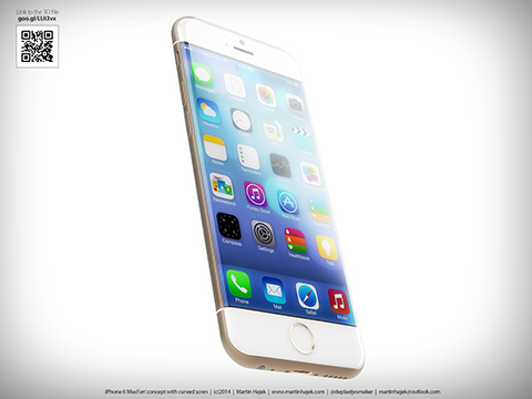 iPhone 6 concept 9