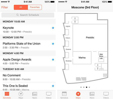 wwdc-2014-iOS-app